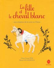 La fille et le cheval blanc | Chun-Liang Yeh