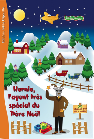 Hernie, l'agent très spécial du Père Noël | Laurence Van Gysel