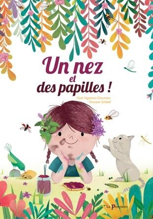 Un nez et des papilles ! | Cloé Vigneron-Doumerc