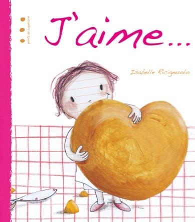 J'aime... | Isabelle Ricignuolo