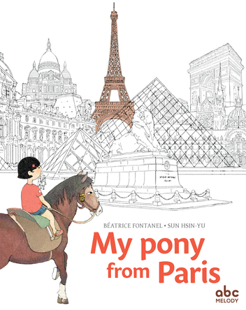 My pony from Paris | Béatrice Fontanel