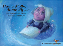 Dame Holle, dame Hiver | Edit Szalma