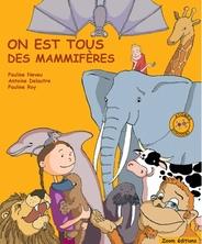 On est tous des mammifères | Antoine Delautre