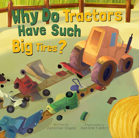Why Do Tractors Have Such Big Tires | Jennifer Shand
