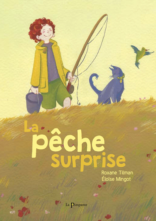 La pêche surprise | Roxane Tilman