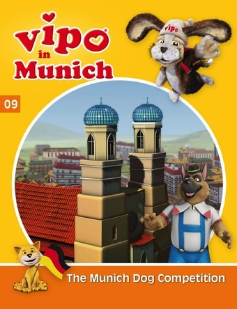 Vipo in Munich- The Munich Dog Competition | Ido Angel
