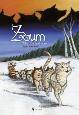 Zoum chat de traîneau | Didier Jean