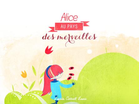 Alice au pays des merveilles | Marie Comont
