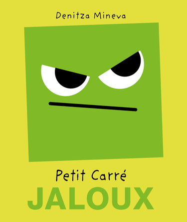 Petit carré Jaloux | Denitza Mineva
