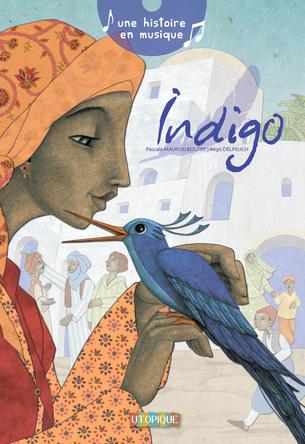 Indigo | Pascale Maupou Boutry
