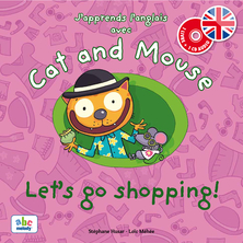 Cat and Mouse Let's go shopping ! | Stéphane Husar