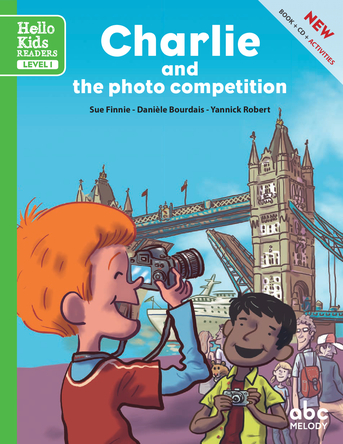 Charlie and the Photo Competition | sue finnie