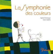 La symphonie des couleurs | Irène Valente