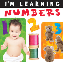 I'm Learning Numbers | Flowerpot Children's Press