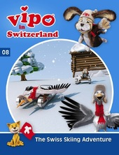 Vipo in Switzerland- The Swiss Skiing Adventure | Ido Angel