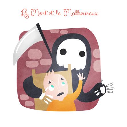 La Mort et le Malheureux | Marie Comont