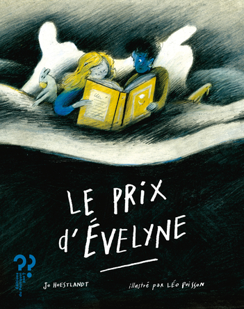 Le prix d'Evelyne | Jo Hoestlandt