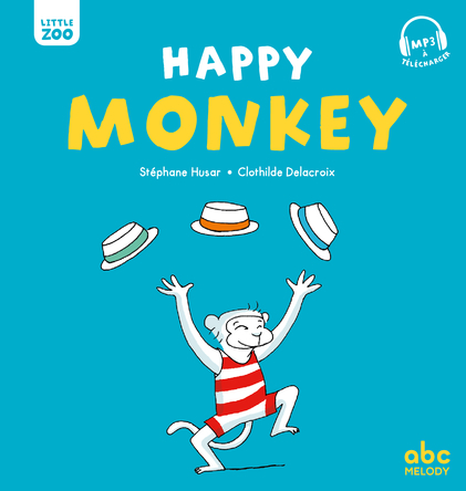 Happy monkey | Stéphane Husar
