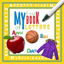 My First Book of Letters | Flowerpot Children's Press