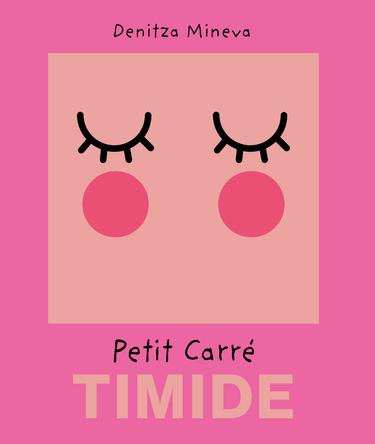 Petit carré Timide | Denitza Mineva