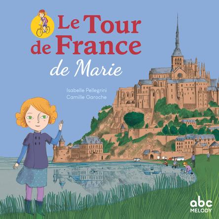 Marie voyage en France |