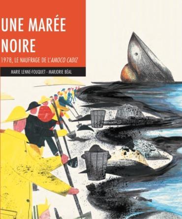 Une marée noire | Marjorie Béal