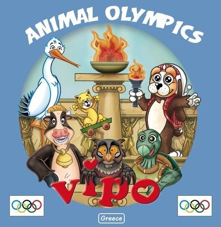 Animal Olympics | Ido Angel