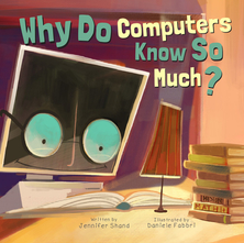 Why Do Computers Know So Much | Jennifer Shand