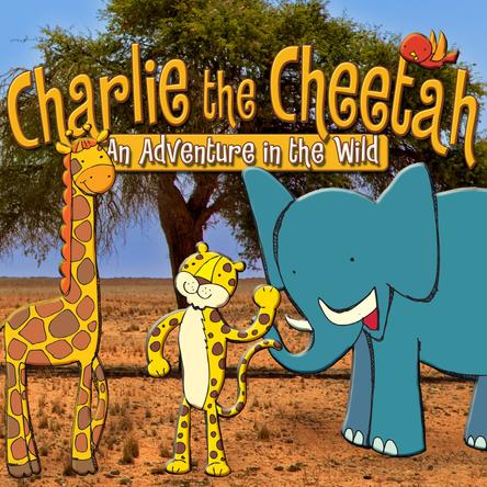 Charlie the Cheetah | Flowerpot Children's Press