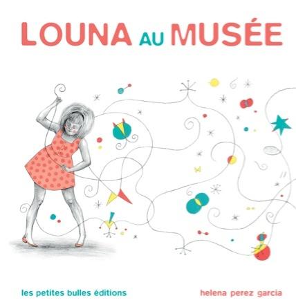 Louna au musée | Helena Perez Garcia