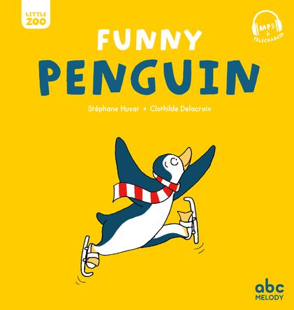 Funny penguin | Stéphane Husar