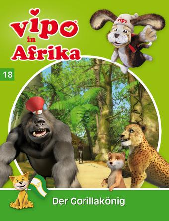 Vipo in Afrika- Der Gorillakönig | Ido Angel