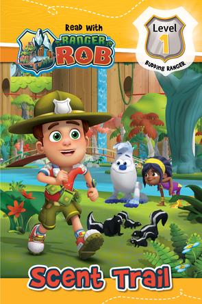 Ranger Rob : Scent Trail | Anne Paradis