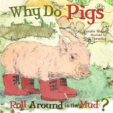 Why Do Pigs Roll Around in the Mud ? | Jennifer Shand