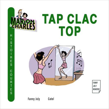 Marion et Charles : Tap Clap Top | Fanny Joly