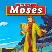 The Story of Moses | Flowerpot Children's Press