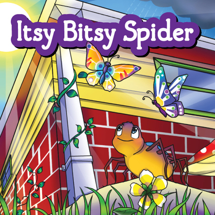 Itsy Bitsy Spider | Flowerpot Children's Press