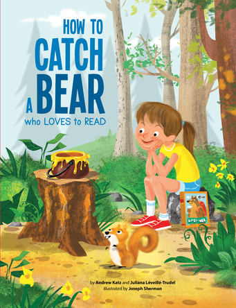 How to catch a bear who loves to read ? | Andrew Katz