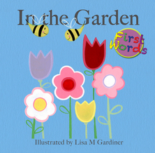 In The Garden | Lisa M Gardiner