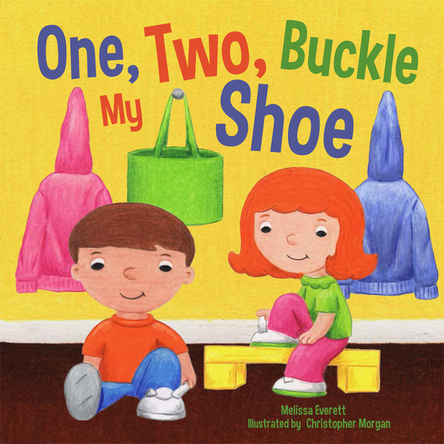 One, Two, Buckle My Shoe | Melissa Everett