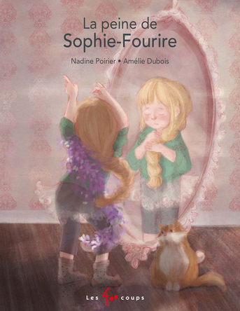 La peine de Sophie-Fourire | Nadine Poirier