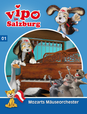Vipo in Salzburg- Mozarts Mäuseorchester |