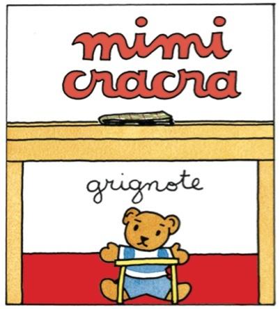 Mimi Cracra grignote |