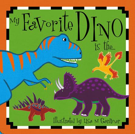 My favorite dino is the ... | Johannah Gilman Paiva