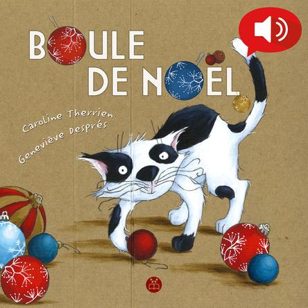 Boule de Noël | Caroline Therrien