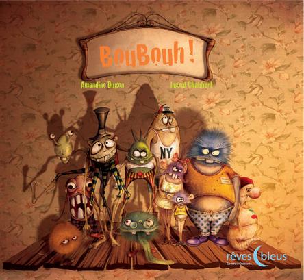Boubouh ! | Amandine Dugon