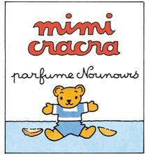 Mimi Cracra parfume Nounours | Agnès Rosenstiehl