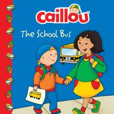 Caillou, the school bus | Éric Sévigny