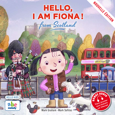 Hello, I am Fiona ! from Scotland | Mark Sofilas