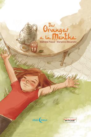 Des Oranges à la menthe | Marianne Alexandre